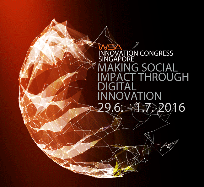 WSA Innovation Congress Singapore 2016